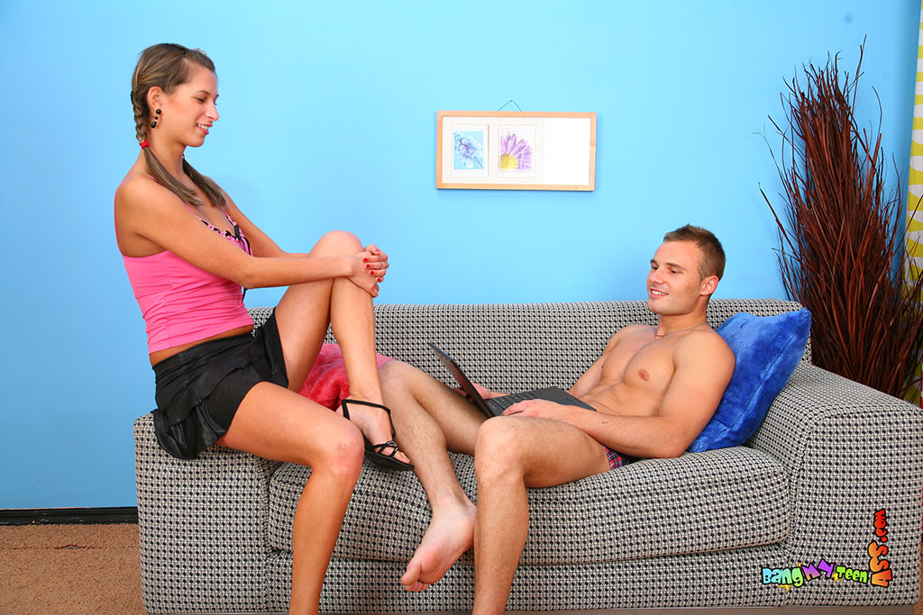 naughty teen blonde and her dad s best friend are having wi
