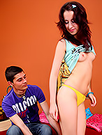 Guy Undresses His Cute Girlfriend And Then Fucks Her Well. - Picture 8